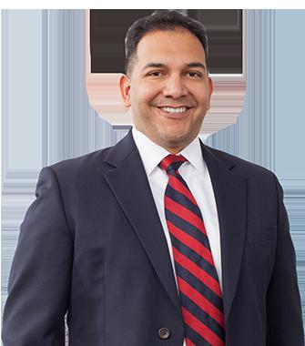 Tax Consultant, Mark Ramirez